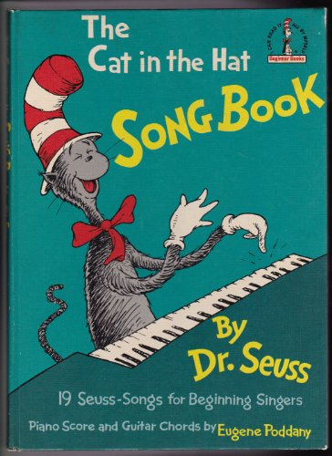 Cat in the Hat Song Book: Seuss
