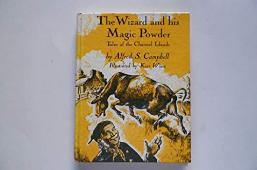 9780394918297: Wizard and His Magic Powder Tales of the Channel Isle