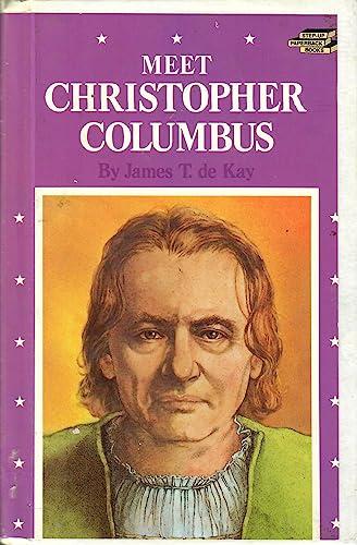 9780394919638: MEET CHRSTPHR COLUMBUS (Step-up books)