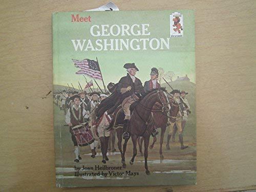 9780394919652: Meet George Washington (Step-up books)