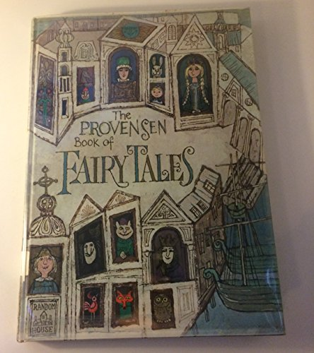 9780394921211: The Provensen Book of Fairy Tales
