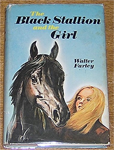 9780394921457: BLACK STALLION & GIRL