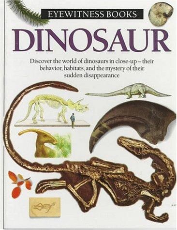 9780394922539: Dinosaur (Eyewitness Books)