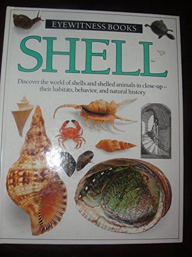 9780394922560: SHELL-EYEWITNESS BK (Eyewitness Books)