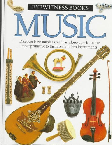 9780394922591: Music (Eyewitness Books)