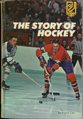 9780394923031: The story of hockey (Pro hockey library, 1)
