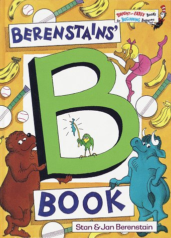 9780394923246: The Berenstains' B Book (Bright & Early Books)