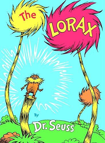 9780394923376: The Lorax (Classic Seuss)