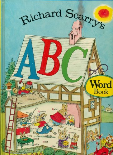 9780394923390: Richard Scarry's ABC Word Book
