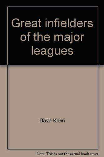 9780394923833: Great infielders of the major leagues (Major league library, 17)