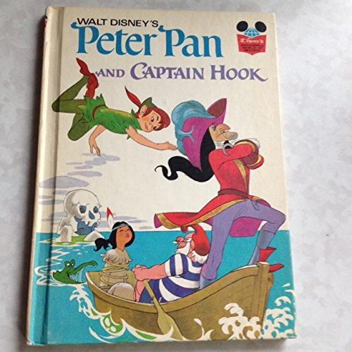 9780394925172: PETER PAN & CAPT HOOK