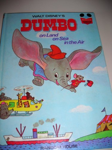 9780394925189: DUMBO: ON LAND SEE & AIR (Disney's Wonderful World of Reading, 1)