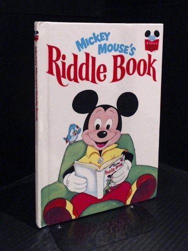 9780394925219: Mickey Mouse's Riddle Book (Disney's Wonderful World of Reading, No. 3)