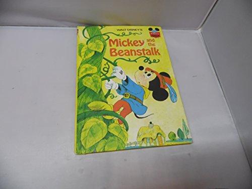 MICKEY & THE BEANSTALK (Disney's Wonderful World: Disney Book Club