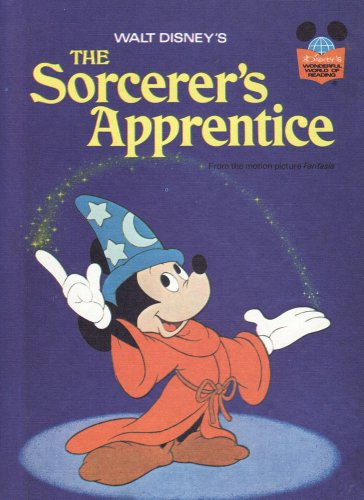 9780394925516: The Sorcerer's Apprentice (Disney's Wonderful World of Reading)