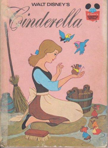 9780394925523: Walt Disney's Cinderella (Disney's Wonderful World of Reading)