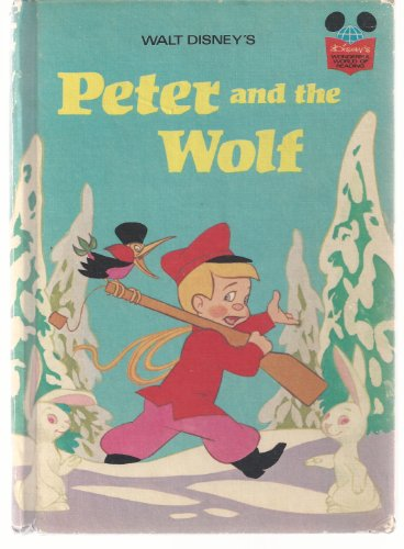 9780394925639: PETER AND THE WOLF