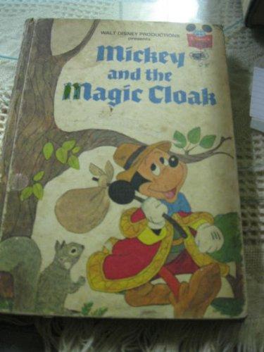 9780394925660: Walt Disney Productions presents Mickey and the magic cloak (Disney's wonderful world of reading ; 36)