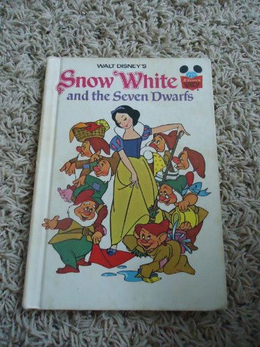 9780394926254: Walt Disney's Snow White and the Seven Dwarfs (Disney's Wonderful World of Reading)