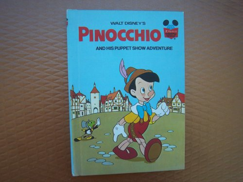 9780394926261: Pinocchio and His Puppet Show Adventure (Disney's Wonderful World of Reading)