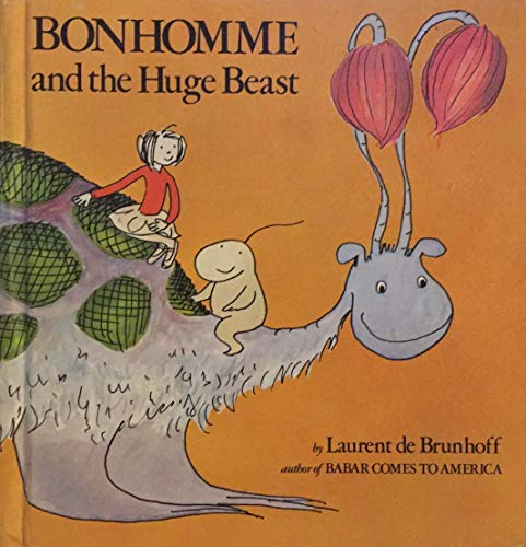 9780394926674: Bonhomme and the Huge Beast