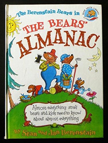 9780394926933: THE BEARS' ALMANAC