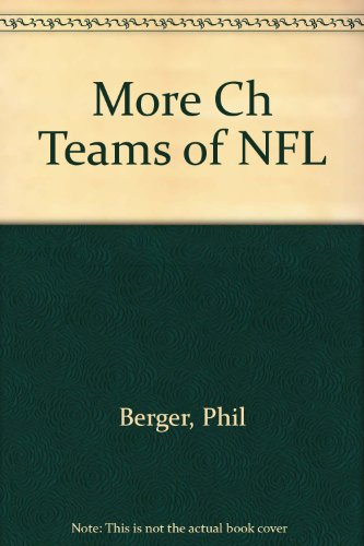 9780394927671: More Ch Teams of NFL