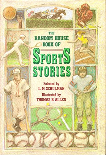 9780394928746: The Random House of Sports Stories