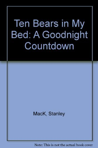 9780394929026: Ten Bears in My Bed: A Goodnight Countdown
