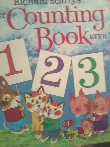 9780394929248: R S BEST COUNTING BK EVR