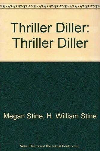 9780394929361: THRILLER DILLER (The 3 Investigators, Crimebusters #6)