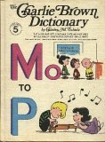 9780394930411: The Charlie Brown dictionary