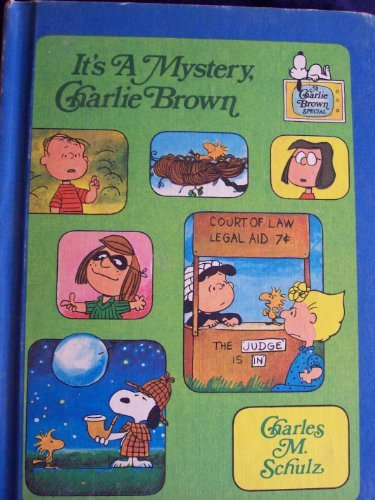 9780394931012: It's a Mystery, Charlie Brown