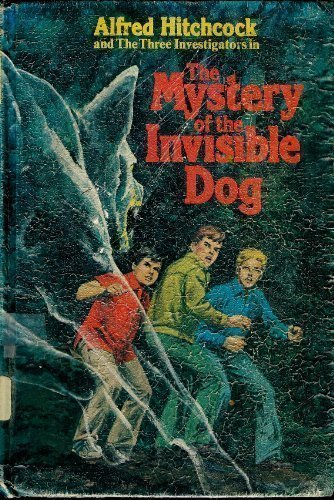 9780394931050: The Mystery of the Invisible Dog (The Three Investigators No. 23)