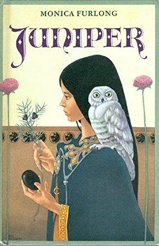 JUNIPER (9780394932200) by Monica Furlong