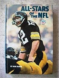 9780394932583: ALL-STARS OF THE NFL (The Punt, Pass and Kick Library)