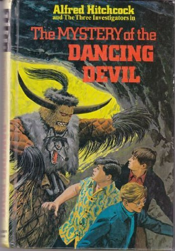 The Mystery of the Dancing Devil (Alfred Hitchcock and the Three Investigators): William Arden