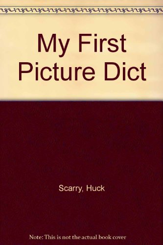 9780394934860: My First Picture Dict