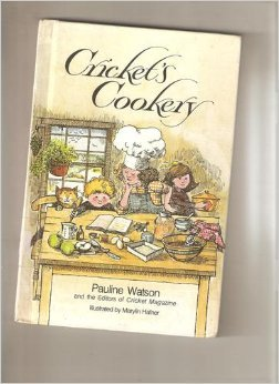9780394935409: Cricket's Cookery