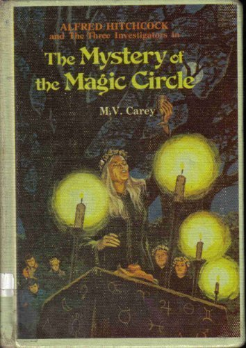 9780394936079: The Mystery of the Magic Circle (Alfred Hitchcock and The Three Investigators No. 27)