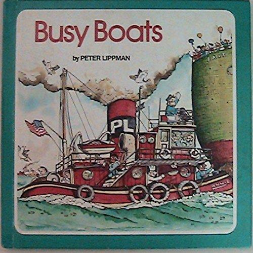 9780394937311: Busy Boats