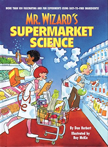 9780394938004: Mr. Wizard's Supermarket Science