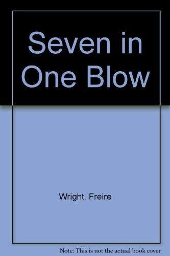 9780394938059: Seven in One Blow