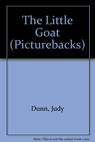 9780394938721: THE LITTLE GOAT (Random House Picture Book)