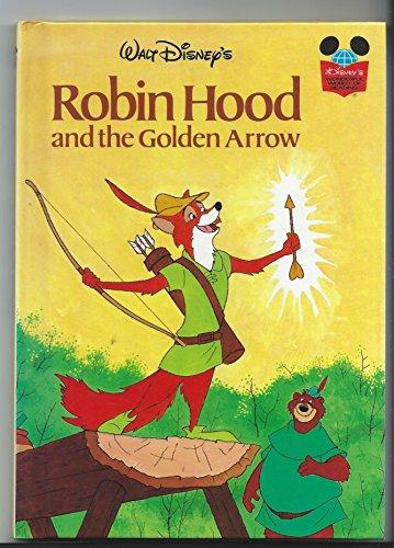 9780394939285: robin-hood-and-golden-arrow