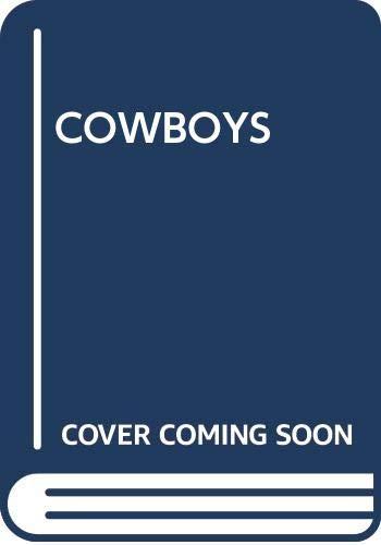 9780394939353: Cowboys