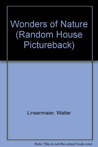 9780394940915: Wonders of Nature (Random House Pictureback)
