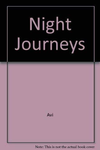 9780394941165: Night Journeys
