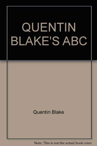 9780394941493: Quentin Blake's ABC