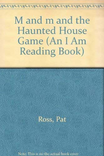 9780394941851: M and M and the Haunted House Game (An I Am Reading Book)